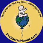Recommended by the pediatricians at pediatric planet